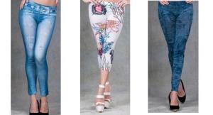 Womens Floral Pants